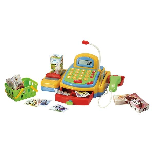 Playgo Supermarktkasse elektronisch