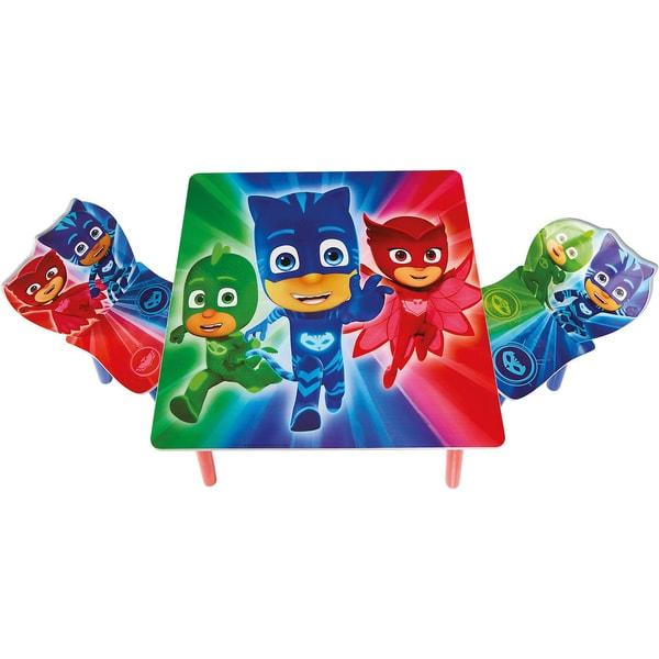 Worlds Apart Kindersitzgruppe 3-tlg. PJ Masks