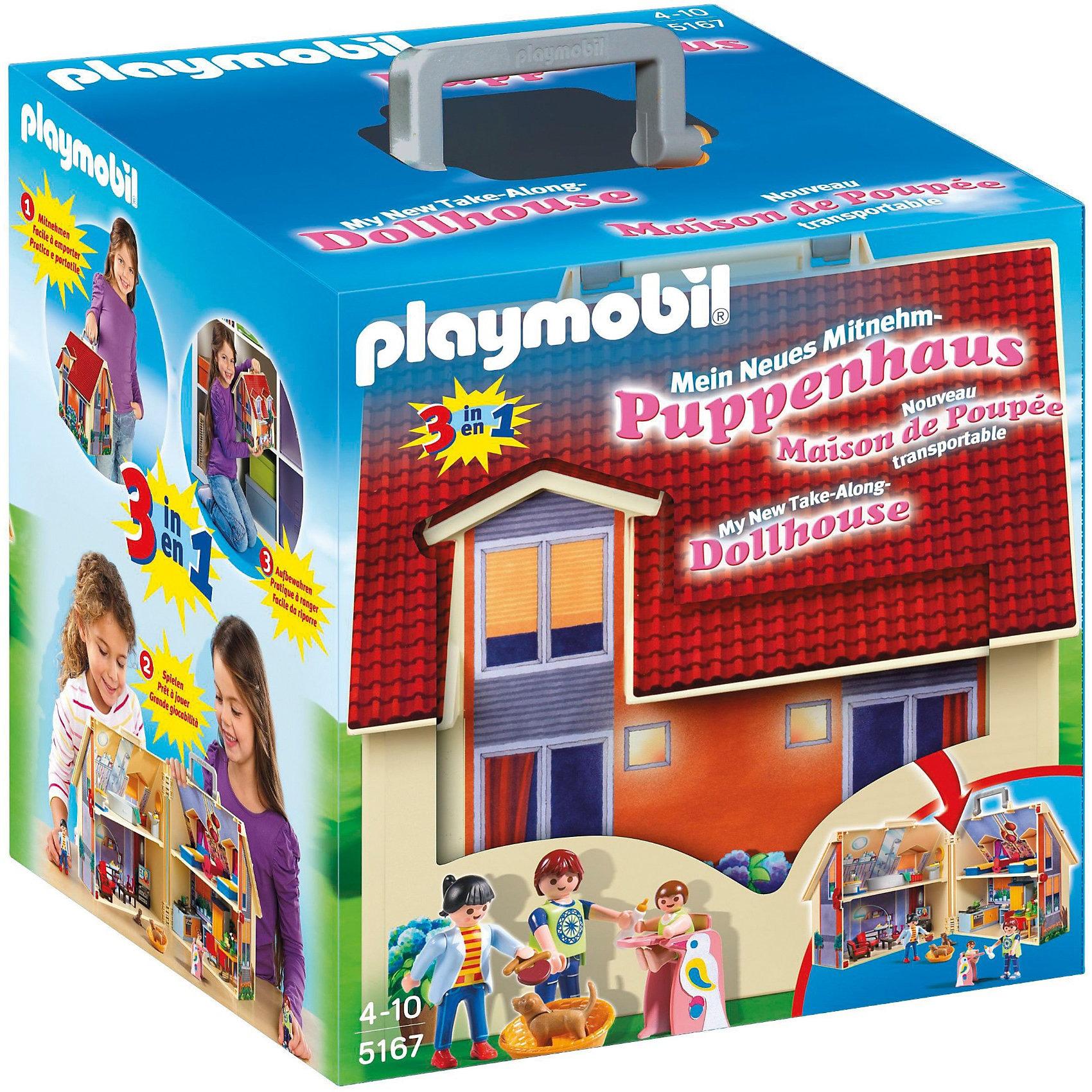 Playmobil® 5167 Mitnehm-Puppenhaus