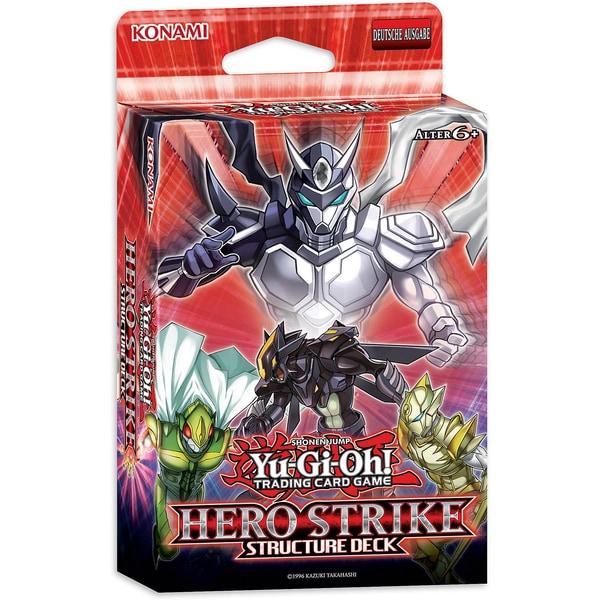 Amigo Yu-Gi-Oh! Hero Strike SD DE