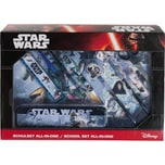 Undercover Schulset All-in One Star Wars 14-tlg.
