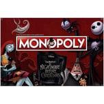 Winning Moves Monopoly Tim Burton's The Nightmare Before Christmas Spiel