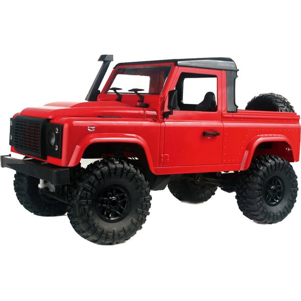 Amewi RC Pick-Up Crawler 4WD 1:16 RTR rot