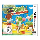 Nintendo 3Ds Poochy Yoshi'S Woolly World