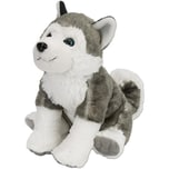 Wild Republic Cuddlekins Mini Husky 20cm