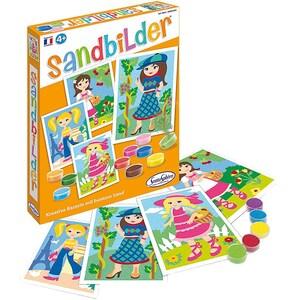 SentoSphere Sandbilder Mädchen