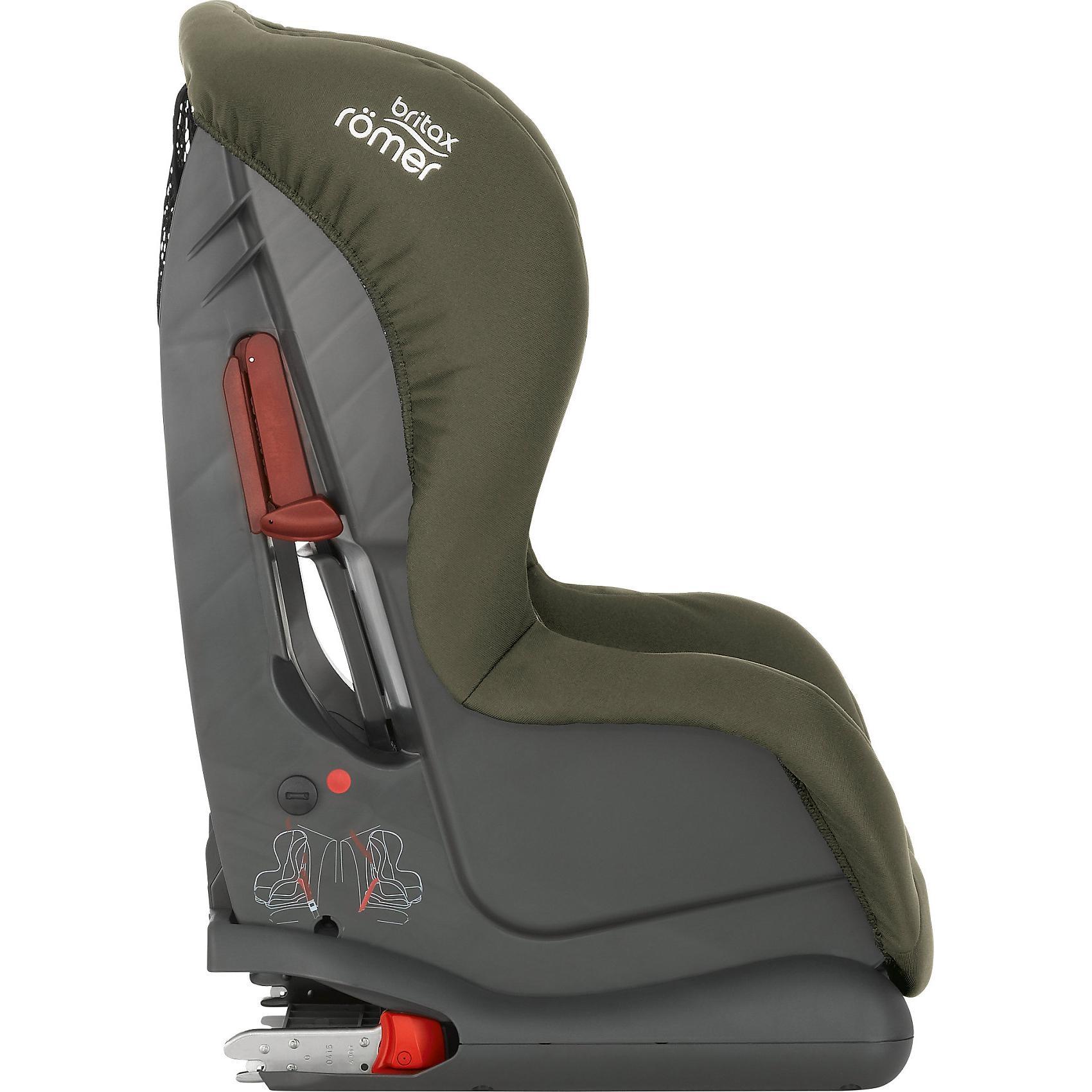 Britax Römer Auto-Kindersitz Duo Plus Olive Green 2018
