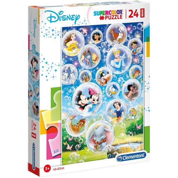 Clementoni Puzzle 24 Teile Maxi Disney Classic