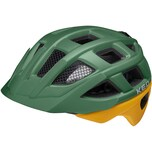 KED Helmsysteme Fahrradhelm Kailu green yellow matt