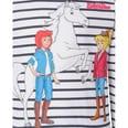 Bibi und Tina Kinder Jerseykleid mit Tüllrock