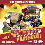 CD Feuerwehrmann Sam Plötzlich Filmheld Hörspiel zum Kinofilm