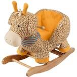 Sterntaler Schaukeltier Kuschelzoo Giraffe Greta