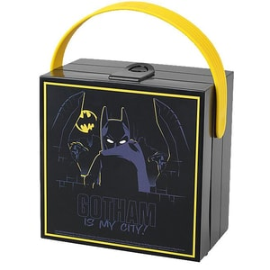 LEGO Brotdose mit Griff Batman