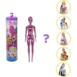 Mattel Barbie Color Reveal Glitzer Serie Sortiment im Thekendisplay