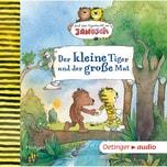 CD Der kleine Tiger und der große Mut Figurenwelt von Janosch