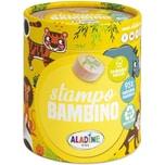 Aladine Stampo Bambino Safari Stempel-Set