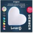 bigben Dekoleuchte inkl. Bluetooth-Lautsprecher Lumin´Us Heart