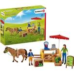 Schleich 42528 Farm World: Mobiler Farm Stand