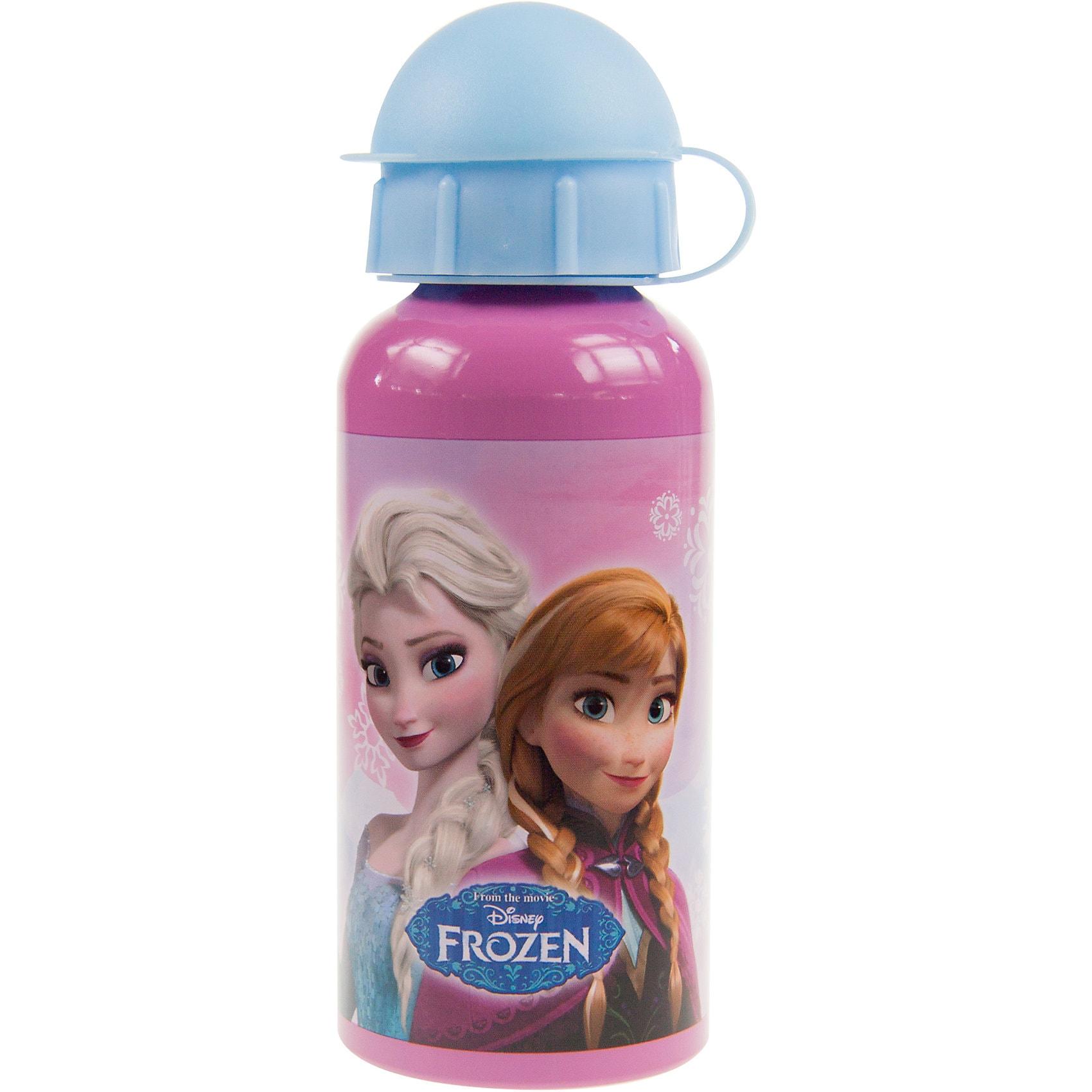 P:OS Alu Trinkflasche Die Eiskönigin 400 ml