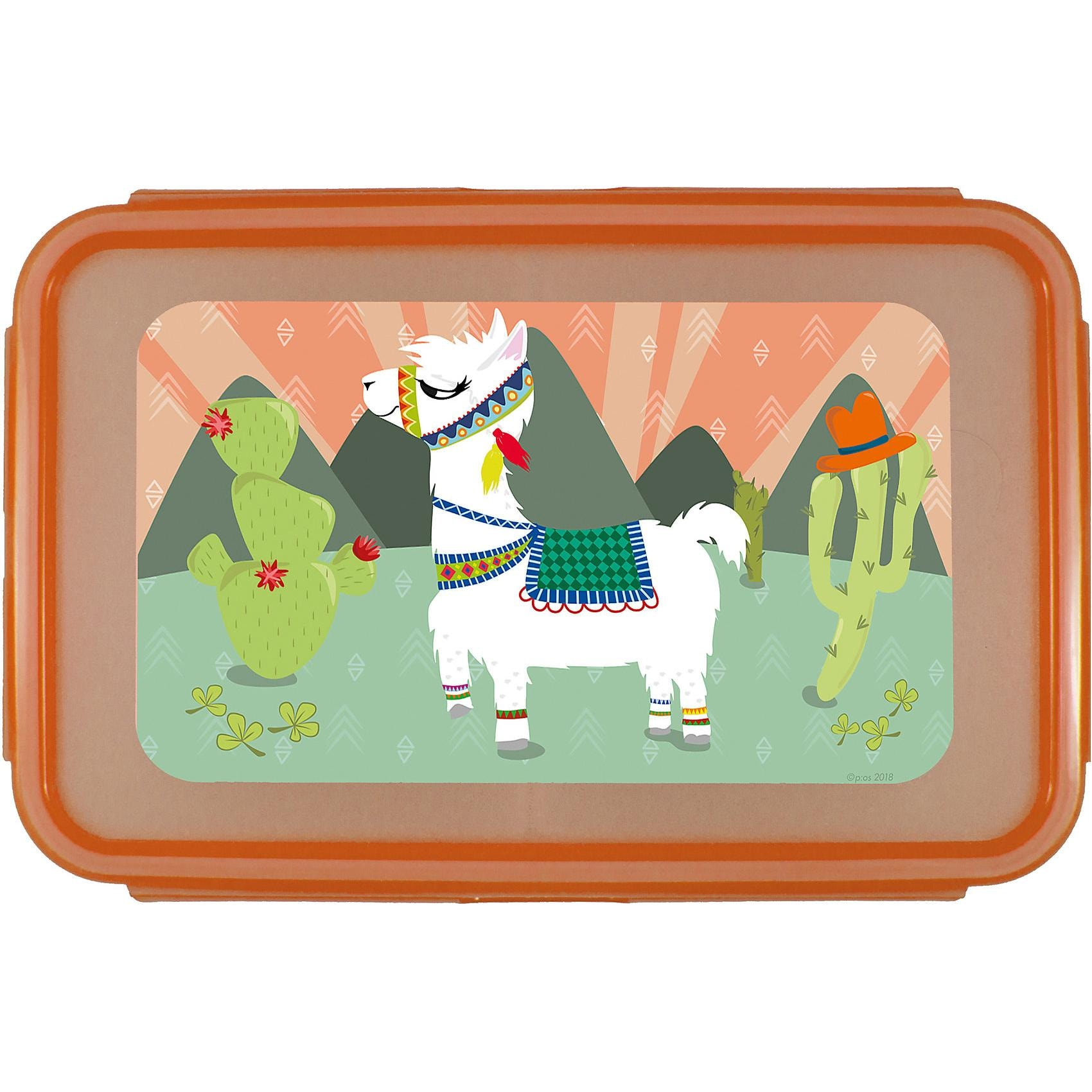 P:OS Brotdose Lama
