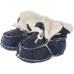Playshoes Baby Krabbelschuhe In Lammfell Optik