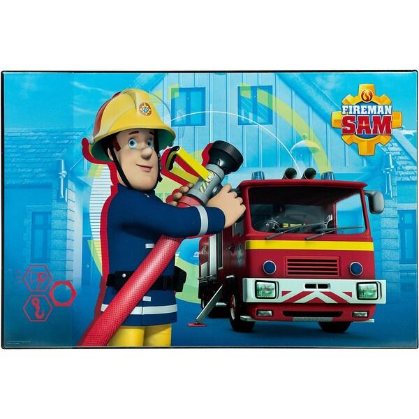 Undercover Schreibtischunterlage Feuerwehrmann Sam