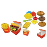 Mad Mattr Burger Pommes 170 g Zubehör