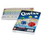 Nürnberger Spielkarten Qwixx Zusatzblöcke