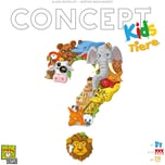 Asmodee Concept Kids - Tiere