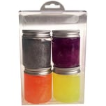 Idena Smart Clay Glitter 4 x 70 g