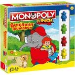Winning Moves Monopoly Junior Benjamin Blümchen