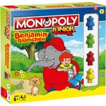 Winning Moves Monopoly Junior Benjamin Blümchen