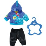 Zapf Creation Baby born Brother Outfit Dino 43cm