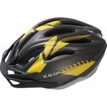 KED Helmsysteme Fahrradhelm Joker gelbschwarz