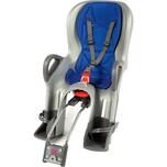 OK Baby Fahrrad-Sicherheitssitz 10 inkl. Befestigungssystem blue silver