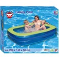 Happy People Family Pool 200x150x50cm