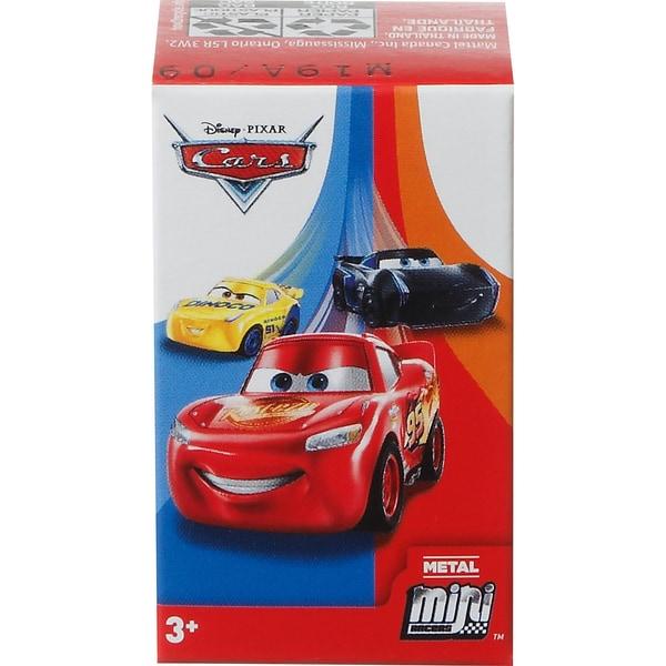 Mattel Disney Cars Mini Racers Blindpack Sortiment im Thekendisplay
