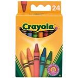 Crayola Wachsmalstifte 24 Farben