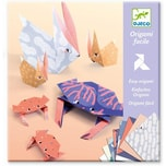DJECO Origami - Tierfamilie