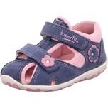 Superfit Baby Sandalen Fanni für Mädchen Wms-Weite M4