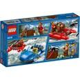 LEGO City 60176 Flucht durch die Stromschnellen