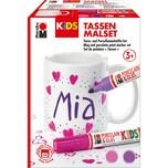 Marabu KiDS Porcelain Glas Painter - Tassen-Set MIA
