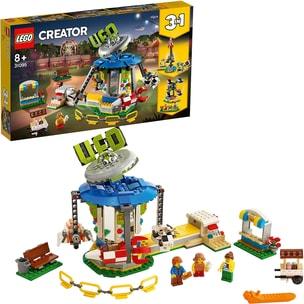 LEGO 31095 Creator: Jahrmarktkarussell