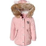 S.Oliver Baby Winterjacke mit Abnehmbarer Kapuze für Mädchen