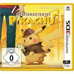 Nintendo 3Ds Meisterdetektiv Pikachu