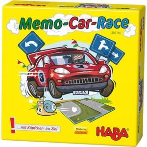 Haba Memo-Car-Race