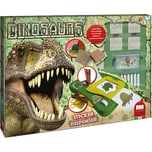 Dinosaurier Sticker Machine