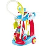 Playgo Little Helper Cleaning Trolley Bo 7 Pcs