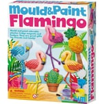4M Mould Paint Flamingos