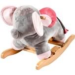 Nattou Schaukeltier Elefant graupink Exklusiv